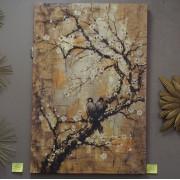 "Картина-принт ""Птицы на дереве"""