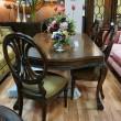 Стол обеденный раскладывающийся Belvedere