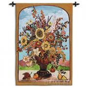 Гобелен настенный Autumn Vase
