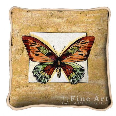 Декоративная подушка Butterfly Dragonfly II