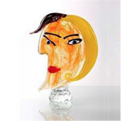 Стеклянный декор Face