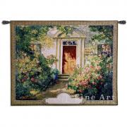 Гобелен настенный Grandma's Doorway Monogram