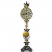 Часы декоративные настольные с маятником Zara
