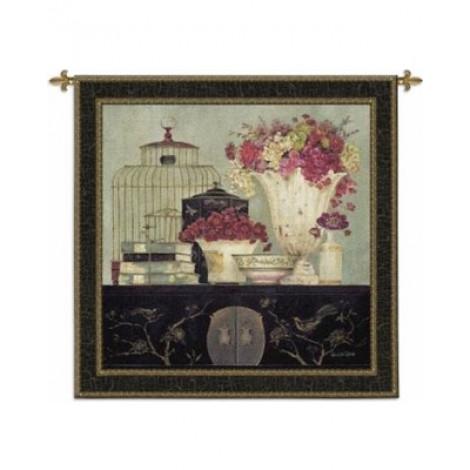 Гобелен настенный Song Bird Bouquet